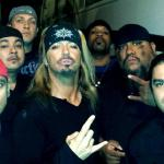 Security Staff for National Events (pictured with Bret Michaels)